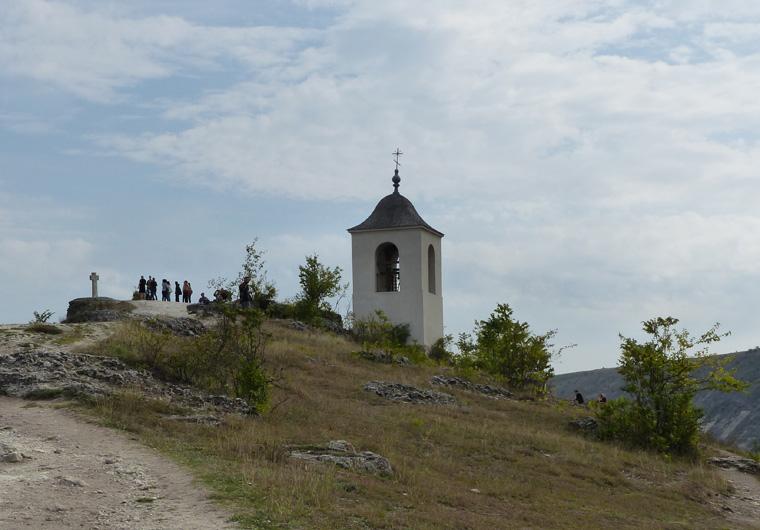 13_Glockenturm der Marienkirche auf dem Butuceni-Hügel