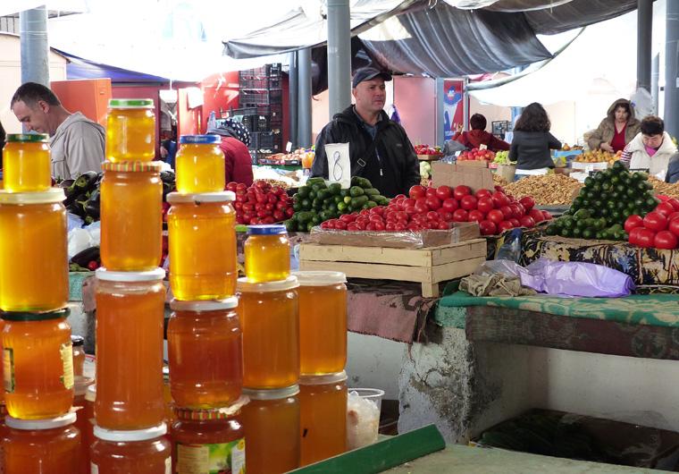 5_Zentraler Markt in Chişinău